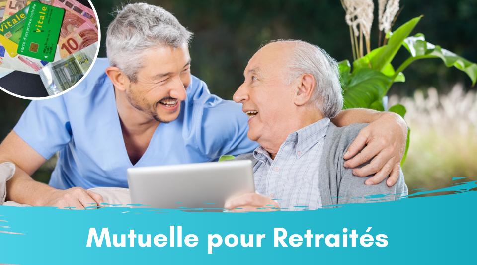 un retraité bénéficiant d'une mutuelle