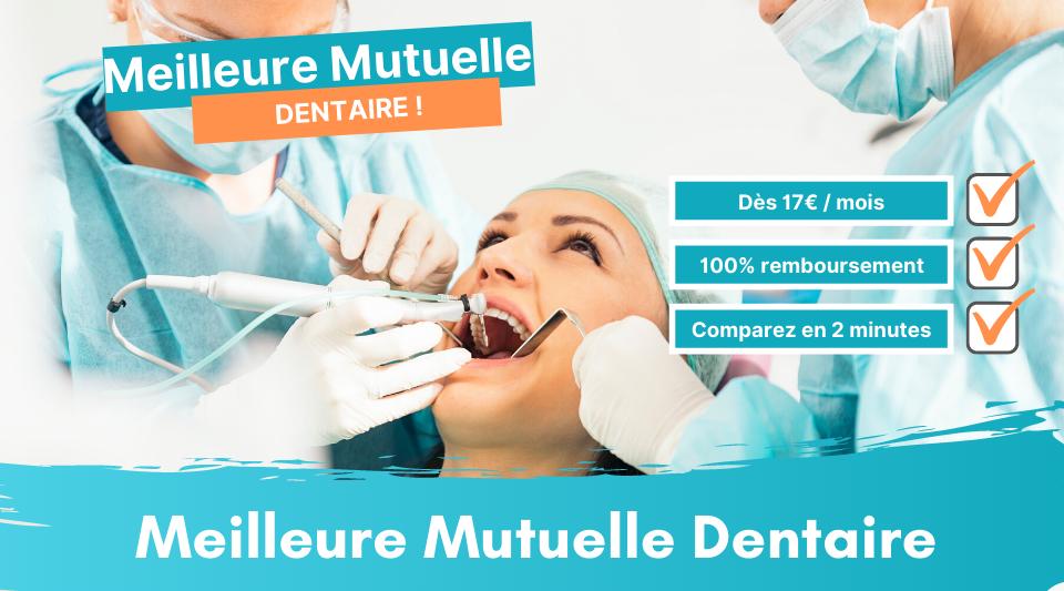 meilleure mutuelle dentaire 100% remboursements