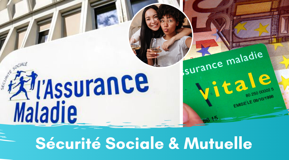 différences entre sécurité sociale et mutuelle