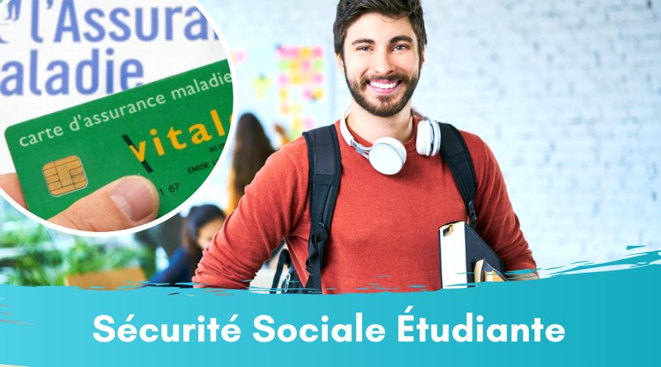 etudiant inscrit à la sécurité sociale étudiantes