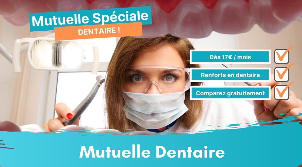 une mutuelle dentaire pour soigner les dents chez le dentiste