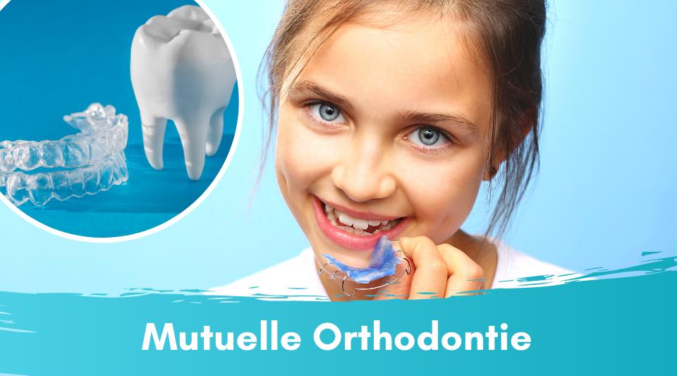 Les soins d'orthodontie sont chères mais remboursés par les mutuelles
