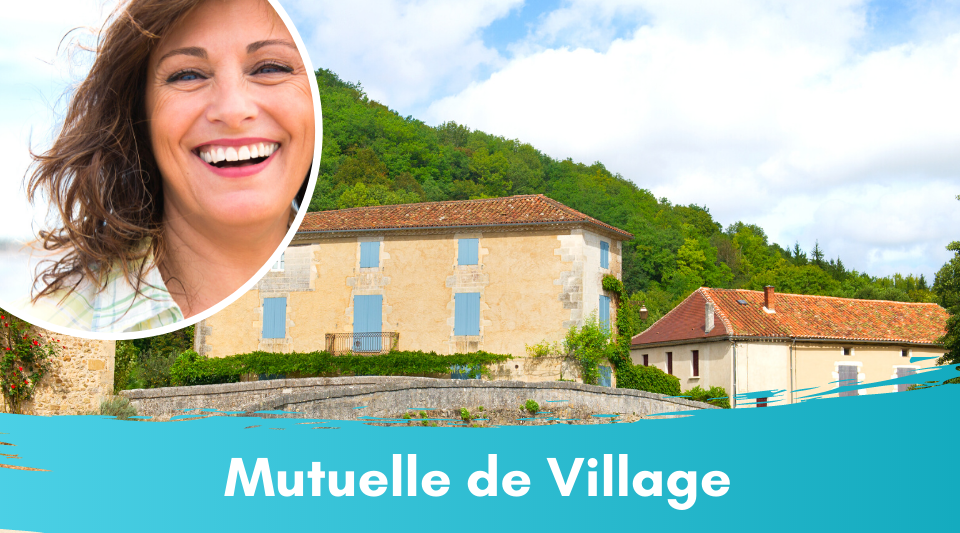 Un village proposant une mutuelle communale aux habitants