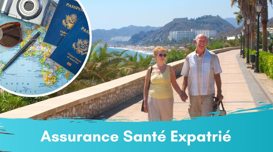 expatriés avec une assurance santé